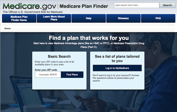 Medicare Gov The Federal Government Website From Cms
